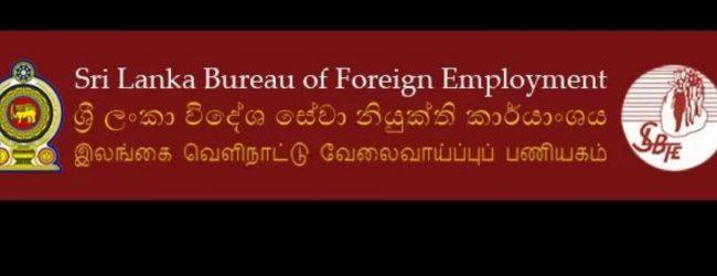 வௌிநாடுகளிலுள்ள இலங்கை தொழிலாளர்கள் 2000 பேருக்கு கொரோனா தொற்று