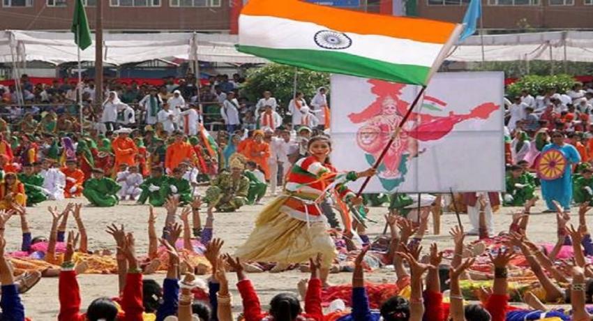 இந்தியாவின் 74 ஆவது சுதந்திர தின விழாவில் பங்கேற்க 4000 பேருக்கு மாத்திரமே அனுமதி