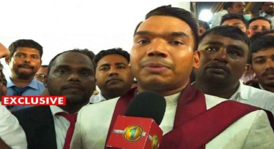 புதிய விளையாட்டுத்துறை சட்டத்தை கொண்டு வருவதே நோக்கம்: நாமல் ராஜபக்ஸ