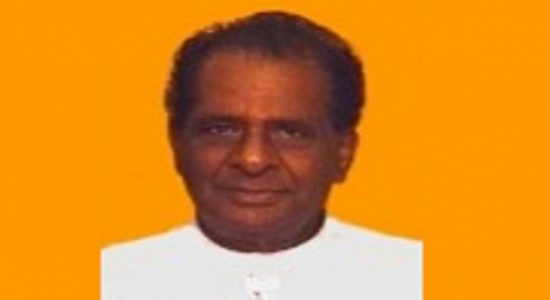 முன்னாள் பாராளுமன்ற உறுப்பினர் எம்.எஸ்.செல்லச்சாமி காலமானார்