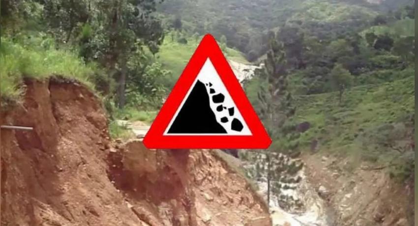 ஆறுகளின் நீர்மட்டம் அதிகரிப்பு; 4 மாவட்டங்களுக்கு மண்சரிவு அபாய எச்சரிக்கை