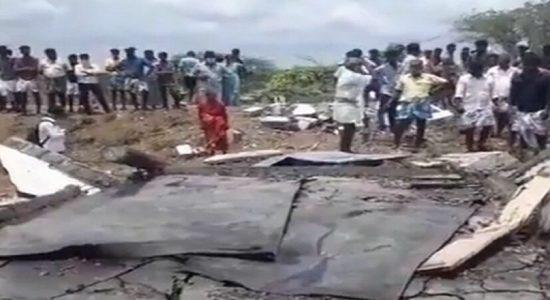 தமிழகத்தின் கடலூரிலுள்ள பட்டாசு தொழிற்சாலையில் இடம்பெற்ற வெடி விபத்தில் 7 பேர் உயிரிழப்பு