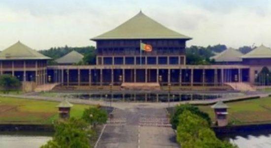 முன்னாள் பாராளுமன்ற உறுப்பினர்கள் உத்தியோகபூர்வ இல்லங்களை மீள கையளிக்காததால் சிக்கல்