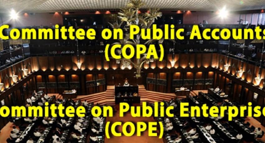 COPE, COPA-விற்கு உறுப்பினர்கள் பெயரிடப்பட்டுள்ளனர்