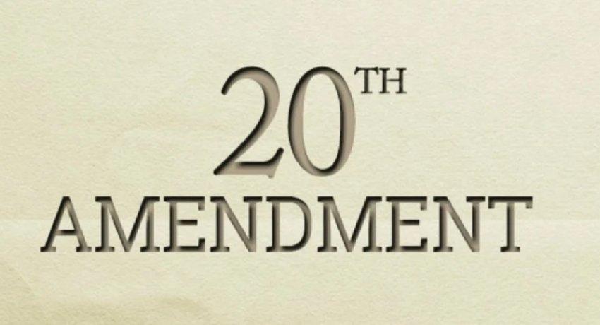 20 ஆவது அரசியலமைப்பு திருத்த வரைபு சட்ட மா அதிபரிடம் கையளிப்பு