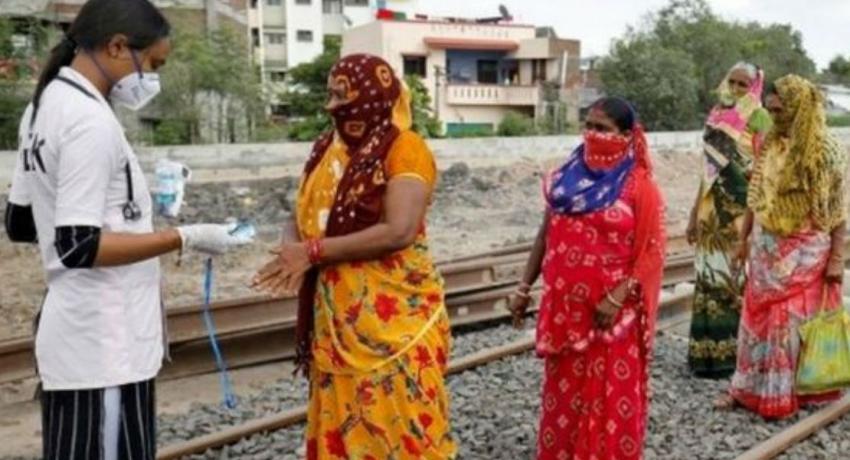 இந்தியாவில் கொரோனா தொற்றாளர்களின் தொகை 5 மில்லியனை கடந்தது