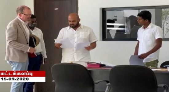 இலங்கைக்கான கனேடிய உயர்ஸ்தானிகர் கிழக்கு அரசியல்வாதிகள் சிலருடன் கலந்துரையாடல்