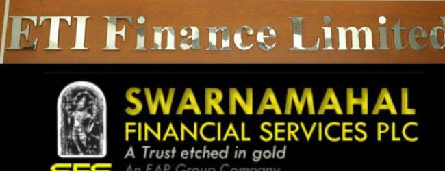 ETI, சுவர்ணமஹால் ஃபைனான்சியல் சர்விசஸ் நிறுவனங்களுக்கு நடந்தது என்ன?