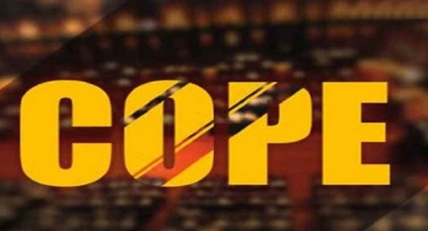 COPE குழுவின் முதலாவது கூட்டம் 22 ஆம் திகதி