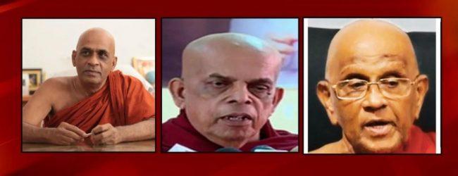 20 ஆவது திருத்தம் தான்தோன்றித்தனமான நிறைவேற்றதிகாரத்தை வழங்கும்: தேரர்கள் மூவர் ஜனாதிபதிக்கு கடிதம்