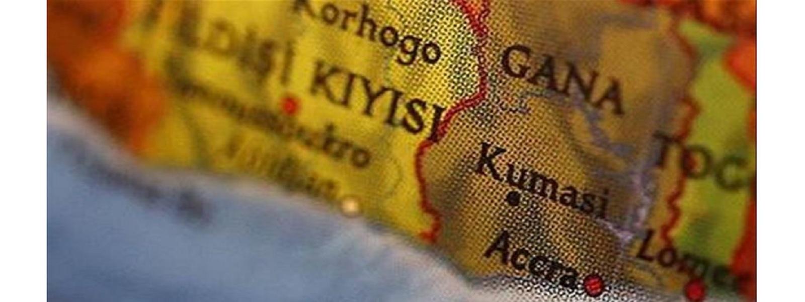 கானாவில் தேவாலயம் இடிந்து வீழ்ந்ததில் 22 பேர் பலி