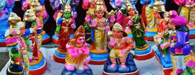 நவராத்திரியை முன்னிட்டு 40 இந்து ஆலயங்களுக்கு தலா 50,000 ரூபா நிதியுதவி
