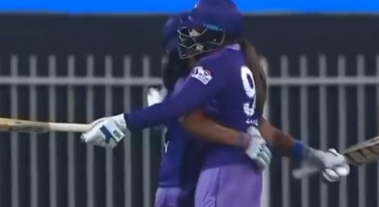 Women's T20 செலன்ஞ் தொடரில் வெலாகசிட்டி அணி வெற்றி