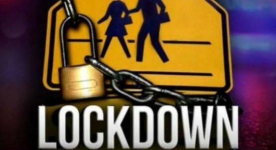 நாளை முதல் Lockdown அமுல்படுத்தப்படவுள்ள பொலிஸ் பிரிவுகள்…