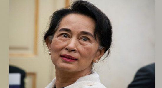 மியன்மார் பொதுத் தேர்தல்: ஆங் சான் சூகியின் ஆளும் தேசிய ஜனநாயக லீக் கட்சி முன்னிலை