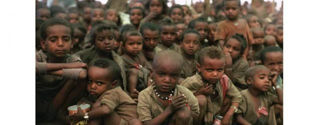 எத்தியோப்பியா உள்ளிட்ட 7 நாடுகளுக்காக ஐ.நா சபையால் நிதி ஒதுக்கீடு