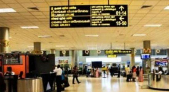 வௌிநாடுகளிலிருந்து மேலும் 34 பேர் தாயகம் திரும்பினர்