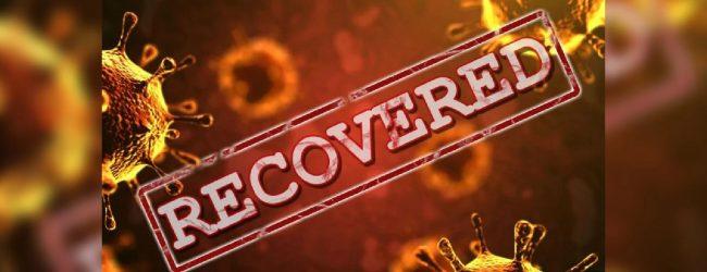 கொரோனா: 410 பேர் இன்று குணமடைந்தனர்