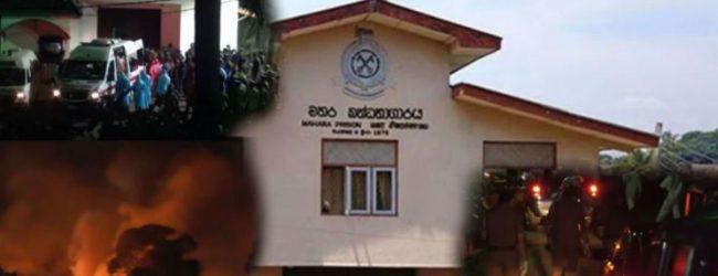 மஹர சிறைச்சாலை அமைதியின்மையில் உயிரிழந்த 9 கைதிகளுக்கு கொரோனா தொற்று உறுதி