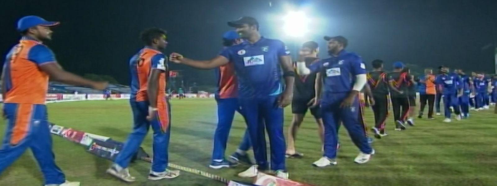 LPL தொடரில் Jaffna Stallions அணி 54 ஓட்டங்களால் வெற்றி