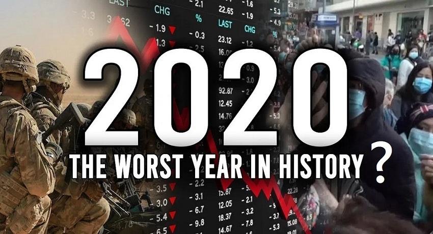 2020 ஆம் ஆண்டில் ஆதிக்கம் செலுத்திய நிகழ்வுகள்