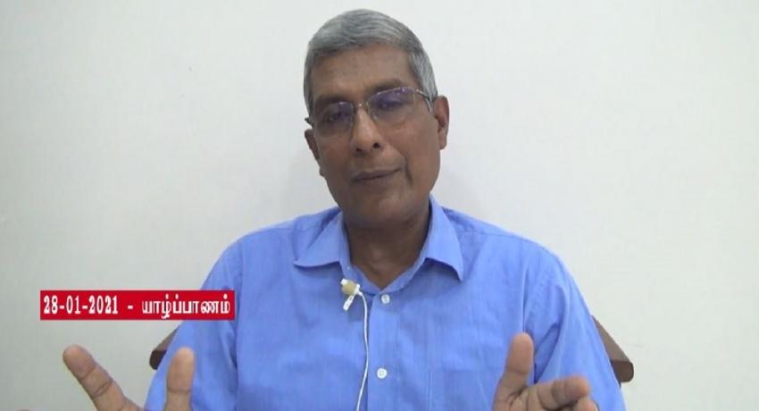 வடக்கின் குடிநீர் பிரச்சினையில் 60 வீதத்திற்கு தீர்வு வழங்க முடியும்: பேராசிரியர் சுப்ரமணியம் சிவகுமார்
