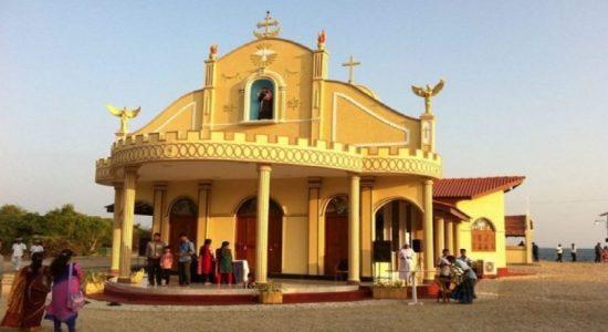 கச்சத்தீவு புனித அந்தோனியார் ஆலய திருவிழா இம்முறை இடம்பெறாது