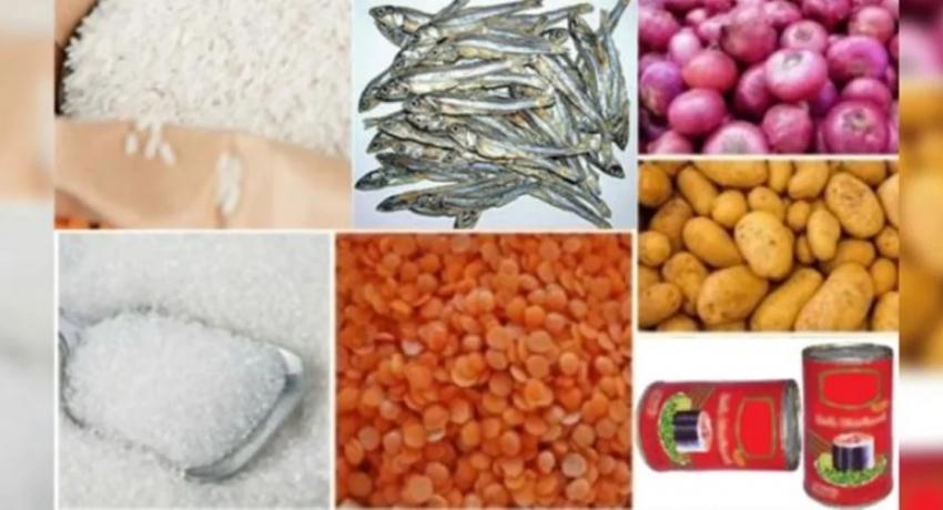 10 அத்தியாவசிய உணவுப் பொருட்களுக்கு நிர்ணய விலை