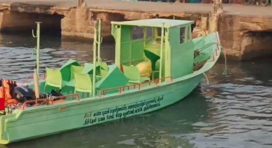 விசேட ரோந்துப் படகு மூலம் இந்திய மீனவர்களின் அத்துமீறல் கண்காணிக்கப்படவுள்ளது