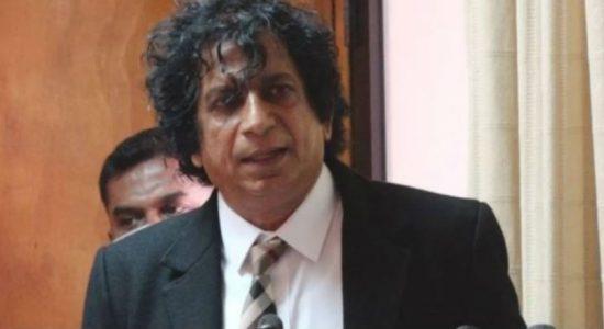 ரஞ்சன் ராமநாயக்கவின் பாராளுமன்ற உறுப்புரிமை வெற்றிடமானது