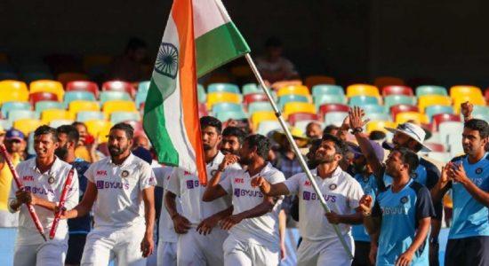 அவுஸ்திரேலியாவை 32 வருடங்களின் பின்னர் பிரிஸ்பேன் மைதானத்தில் வீழ்த்தியது இந்தியா