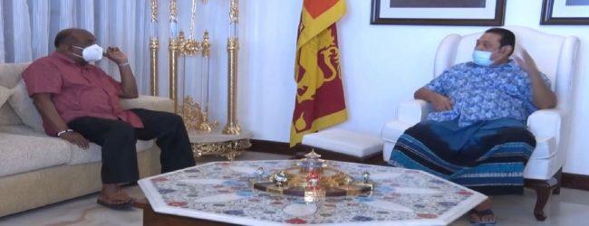 பிரதமர் – சபாநாயகர் சந்திப்பு: பாராளுமன்ற அமர்வு தொடர்பில் கலந்துரையாடல்