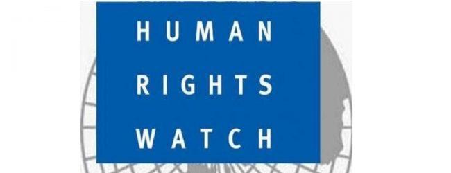 இலங்கை வௌிவிவகார அமைச்சரின் பதிலுக்கு மனித உரிமைகள் கண்காணிப்பகம் அதிருப்தி