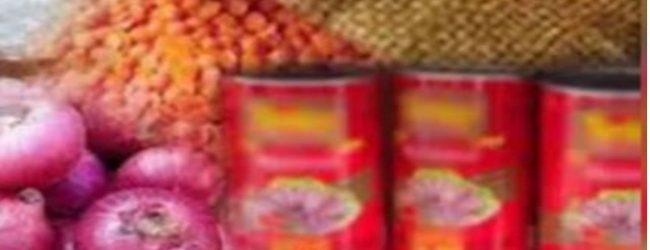 அத்தியாவசிய பொருட்கள் சிலவற்றின் நிர்ணய விலை இரத்து