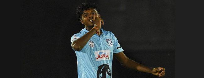 IPL ஏலம்: விஜயகாந்த் வியாஸ்காந்த் உள்ளிட்ட 9 இலங்கை வீரர்கள் இடம்பிடித்துள்ளனர்