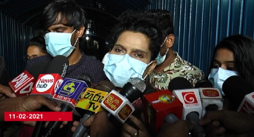 அரசியல்வாதிகளின் மனைவி பிள்ளைகளை அவதூறு செய்வது கீழ்த்தரமானது: சஷி வீரவன்ச