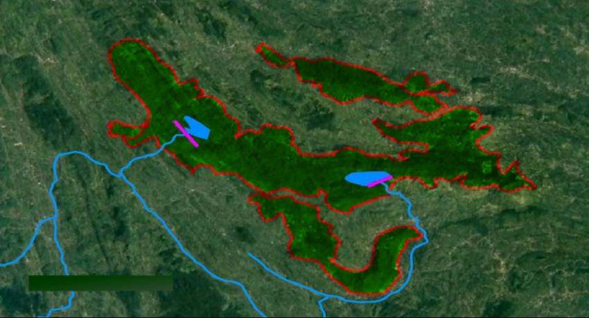 சிங்கராஜ வனத்திற்குள் நீர்த்தேக்கங்களை நிர்மாணிப்பதற்கு பதிலாக மாற்று நடவடிக்கை