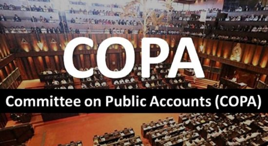 புதிய கல்விக் கொள்கை தொடர்பான அறிக்கையை சமர்ப்பிக்குமாறு COPA கல்வி அமைச்சுக்கு அறிவிப்பு