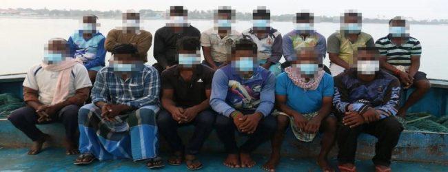 கைது செய்யப்பட்ட இந்திய மீனவர்களில் 40 பேர் விடுவிப்பு