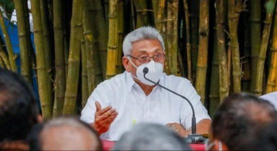 சூழலை அழிக்க அரசாங்கம் எவருக்கும் அனுமதி வழங்கவில்லை: ஜனாதிபதி