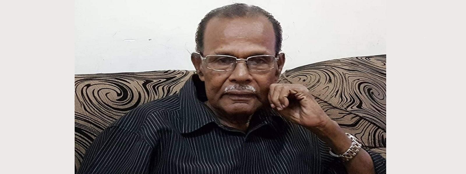 சிரேஷ்ட ஊடகவியலாளர் எஸ். சண்முகராஜா (ஷண்) காலமானார்