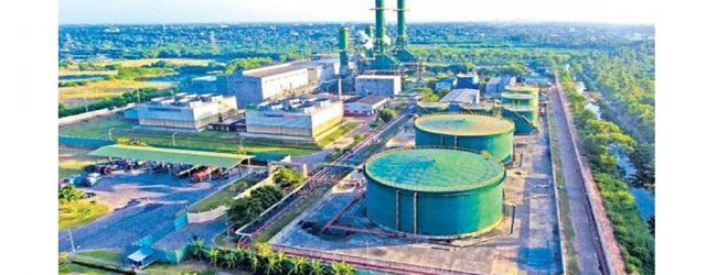 LNG கட்டமைப்பு தொடர்பான இந்திய நிறுவனத்தின் ஆய்வில் சந்தேகம்