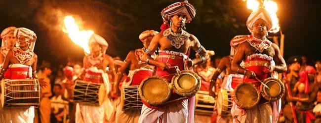 கண்டி எசல பெரஹராவை உலக மரபுரிமையாக பெயரிட UNESCO ஆலோசனை