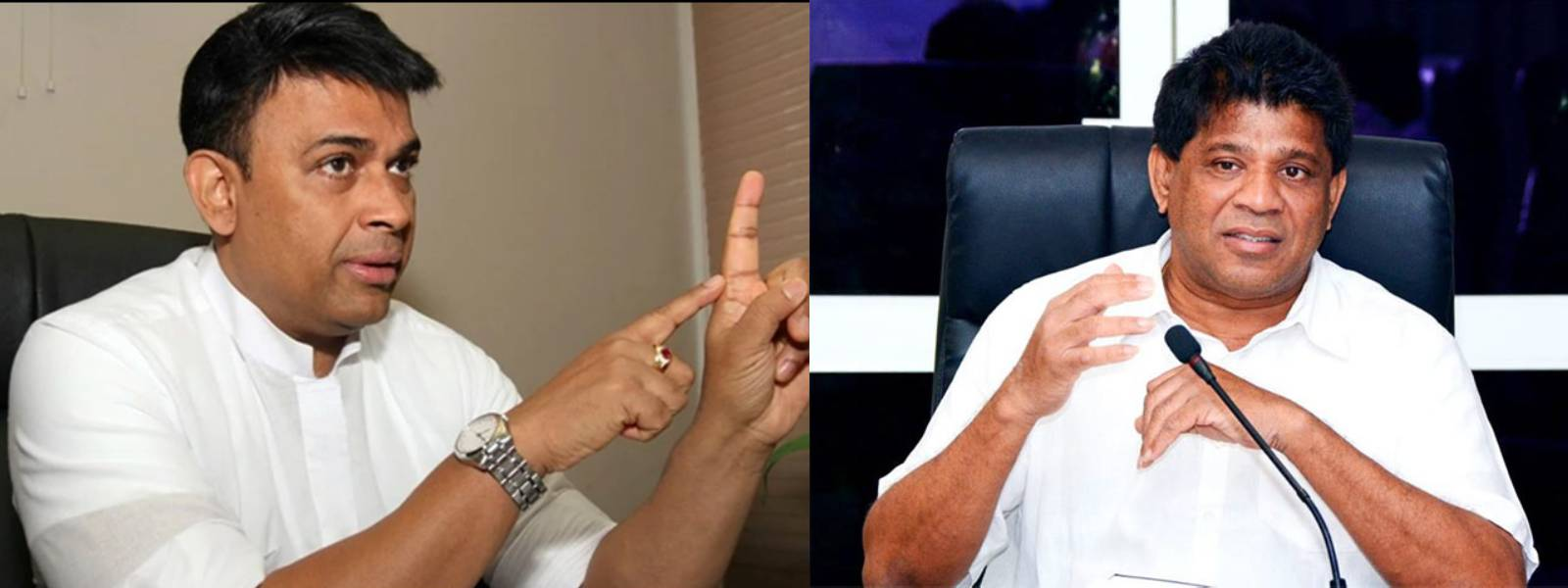 ரஞ்சனின் பாராளுமன்ற உறுப்பினர் பதவி வெற்றிடத்திற்கு அஜித் மானப்பெரும தெரிவு