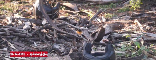 வட்டுவாகல் வெடிப்புச் சம்பவத்தில் ஒருவர் உயிரிழப்பு