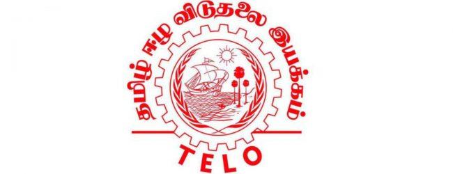 அரசாங்கம் மாகாண சபை தேர்தலை இழுத்தடிப்பதாக TELO குற்றச்சாட்டு