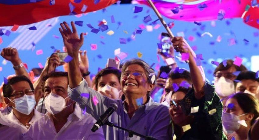 ஈக்குவடோர் ஜனாதிபதி தேர்தலில் Guillermo Lasso வெற்றி