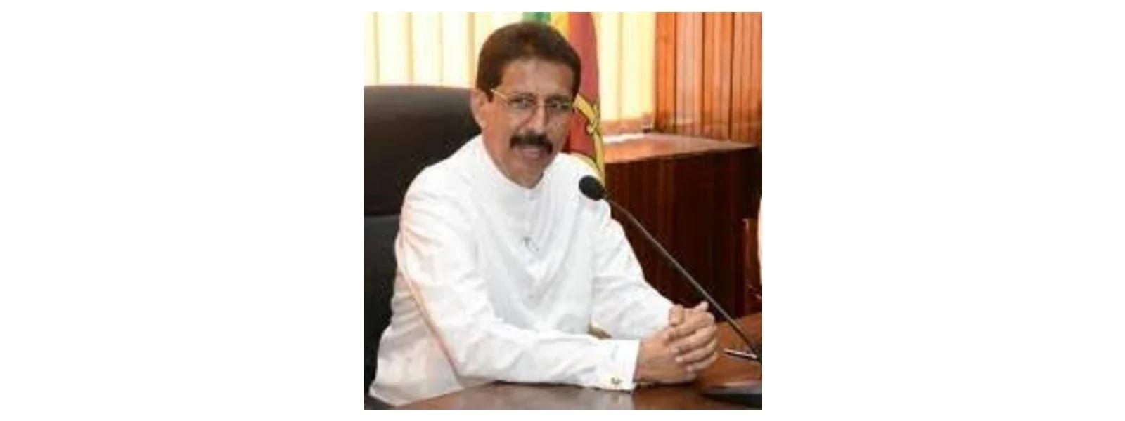 தேசிய வீடமைப்பு அபிவிருத்தி அதிகார சபையின் தலைவர் இராஜினாமா