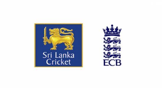 SL vs Eng: போட்டி அட்டவணை வௌியீடு