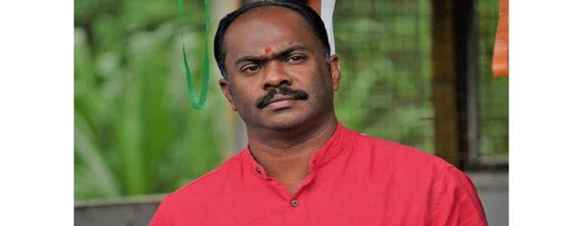 பாராளுமன்ற உறுப்பினர் மருதபாண்டி ராமேஸ்வரனுக்கு கொரோனா
